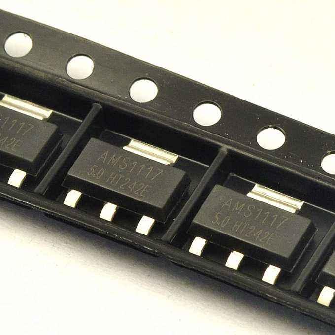 稳压芯片详谈(四),稳压芯片型号汇总