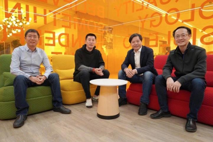 小米官宣:下一代全无人自动化工厂正在构建