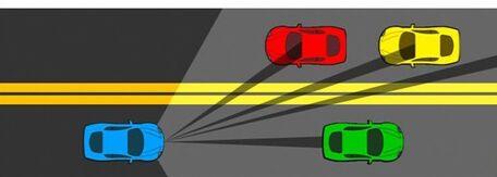 开远光不被人扁的利器:可编程控制的智能大灯