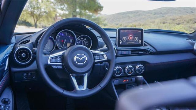 Bose为新款马自达MX-5打造顶级音响系统