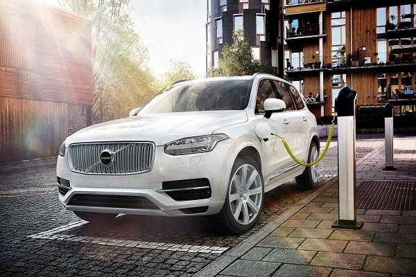沃尔沃表示全力支持电动汽车充电接口标准化