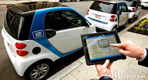共享汽车的主力军是新能源汽车