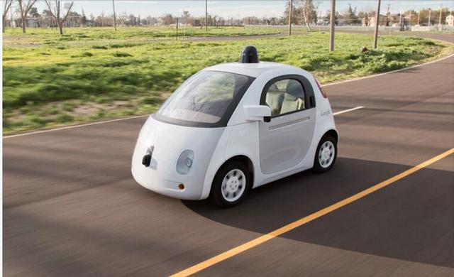 爱尔兰研制激光指示器控制的无人驾驶汽车