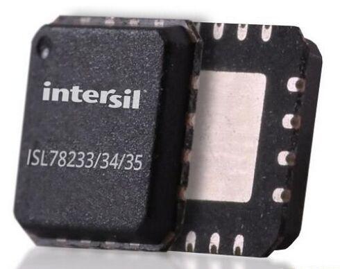 Intersil公司推出新系列单片式同步降压稳压器