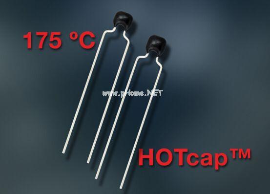 Vishay新的汽车级MLCC具有极高的可靠性,可在+175℃的工业级高温下工作