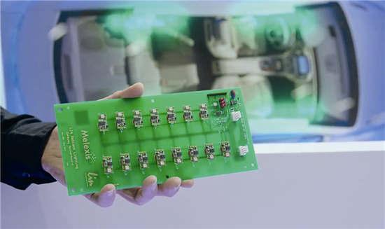 迈来芯利用下一代单芯片LIN LED驱动器扩展汽车环境照明解决方案