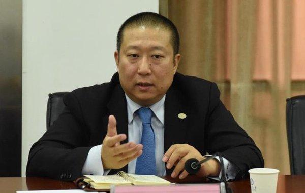 滨松中国总经理章劲松致辞