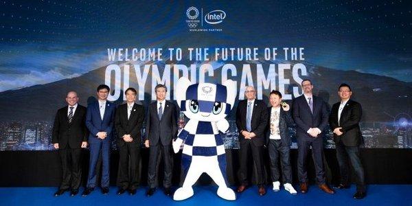 英特尔携手合作伙伴为2020年东京奥运会带来世界级创新技术和体验