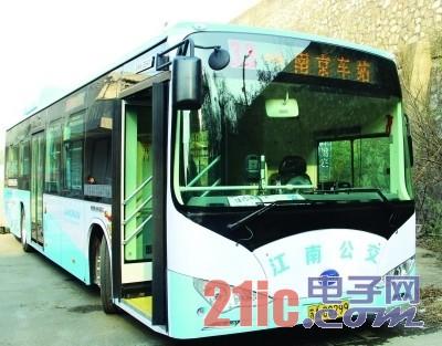 南京公交车
