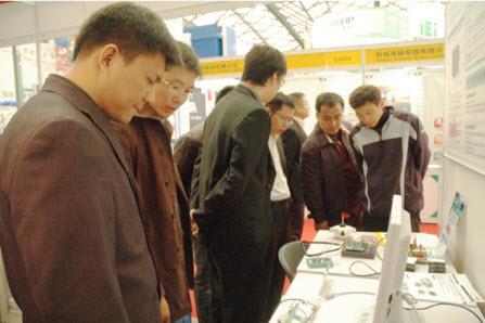09国际工博会盛大开展 世强电讯方案与产品同台争艳