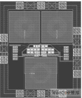 混频器版图设计