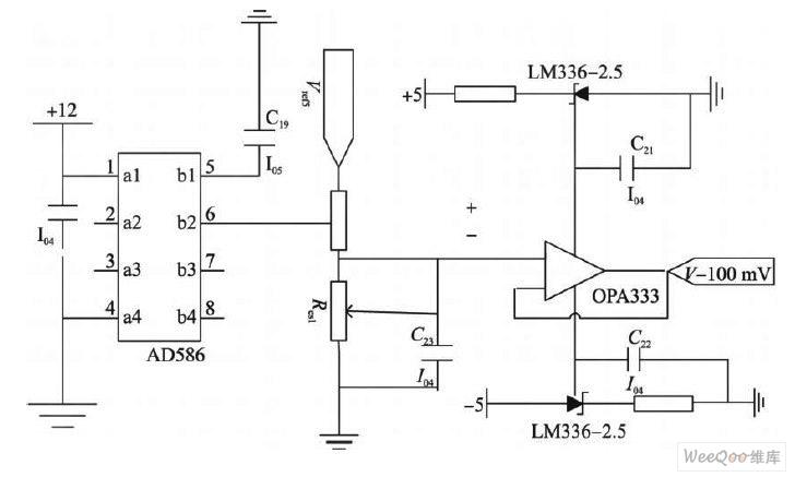 基准源电路原理图