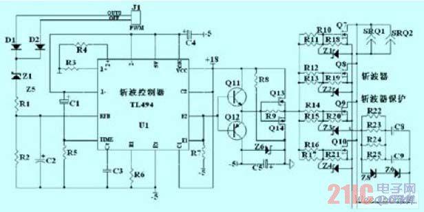 PWM 控制电路