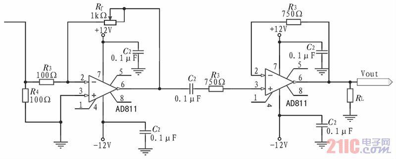 一种新型的正弦信号发生器的设计与实现 - 21I