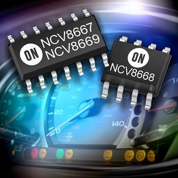 安森美半导体推出5款用于汽车应用的LDO稳压器