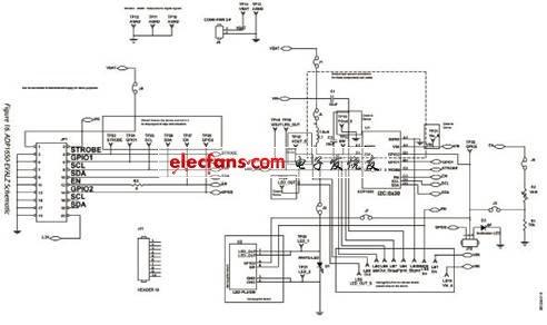 ADP1650- EVALZ电路图
