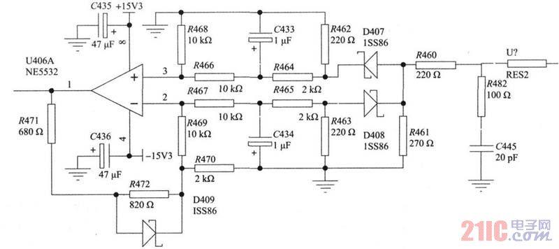 图5 整流电路