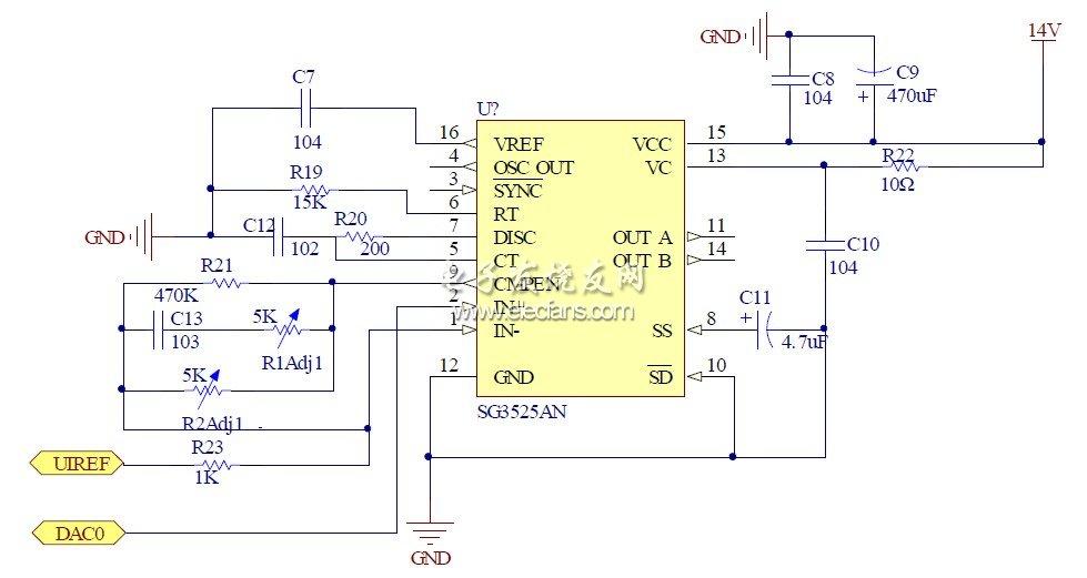 LED照明用恒流电源的实现
