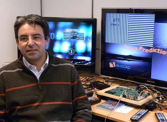 Allegro DVT看好中国视频编码器芯片市场
