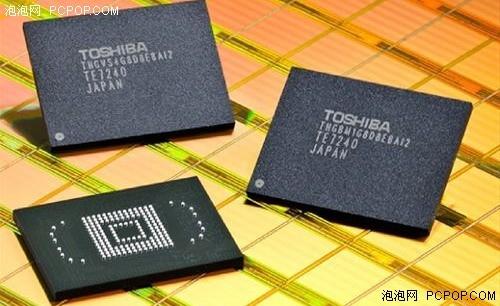 NAND成存储明星 2012闪存存储崛起之年