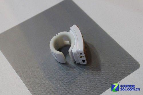 精灵戒指鼠标2代正式亮相CeBIT2012