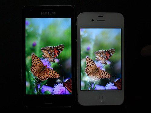顶级手机屏幕材质对比 IPS比拼AMOLED