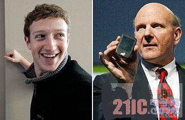 5.5亿美元:微软打折售专利给Facebook背后?
