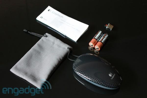 Logitech M600 Touch Mouse(罗技触控鼠标)评测