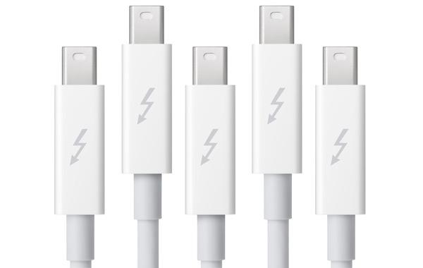 英特尔:今年内会有光纤 Thunderbolt 线缆,传输速度有望再度提升