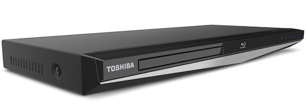 Toshiba 将在 2012 年推出四部 Blu-ray 播放器