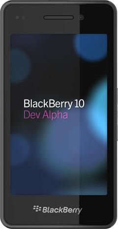 BlackBerry 10 开发者装置现身:配备 4.2 寸 1,280 x 768 屏幕