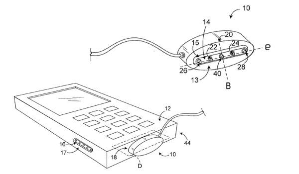 微软申请类似 MagSafe 的连接器专利,能同时传输电力与数据