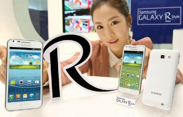 三星在韩国发布 Galaxy R Style:4.3 �� Super AMOLED 屏幕并支持 LTE