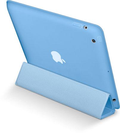 苹果发布新的 iPad Smart Case,这次连后盖一起保护