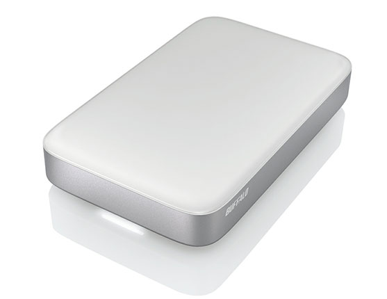 Buffalo 推出 HD-PATU3 HDD 移动硬盘,支持 USB 3.0、Thunderbolt