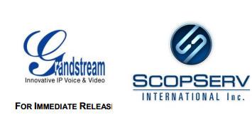 IP电话与ScopTEL IPPBX完成互操作性测试与认证