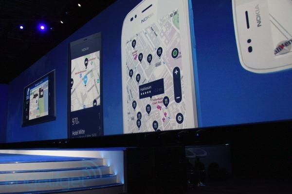 Microsoft 与 Nokia 再次携手合作将交通资讯带进 Windows Phone 手机