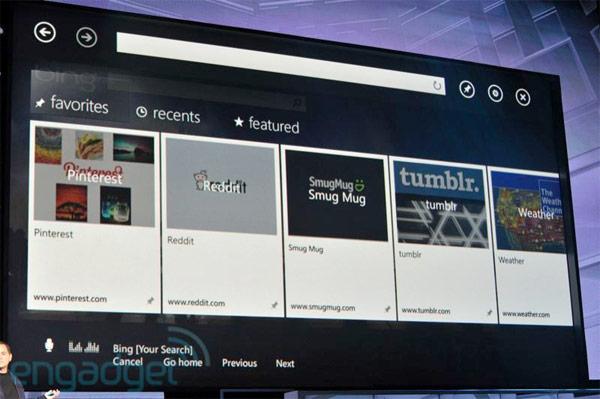 今年内 Internet Explorer 会登陆 Xbox 360,将整合 Kinect、声控功能