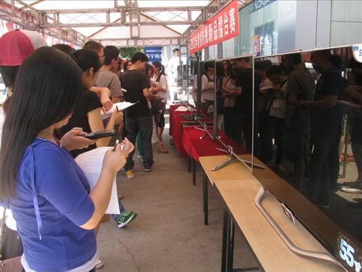 权威对比体验:联想电视智能化水平获最高评价