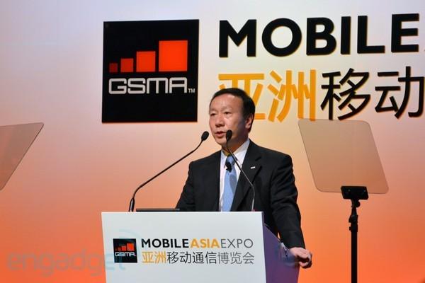 NTT DoCoMo 总裁加藤薰谈移动创新,首推「网络云」服务