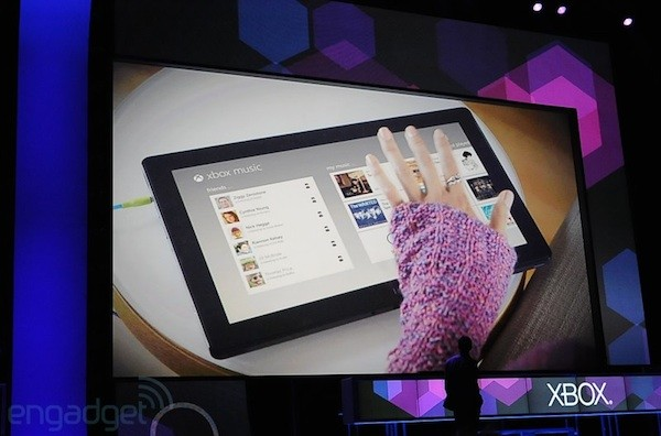 微软发布 Xbox Music,未来将登陆 Xbox 360、PC、平板及手机