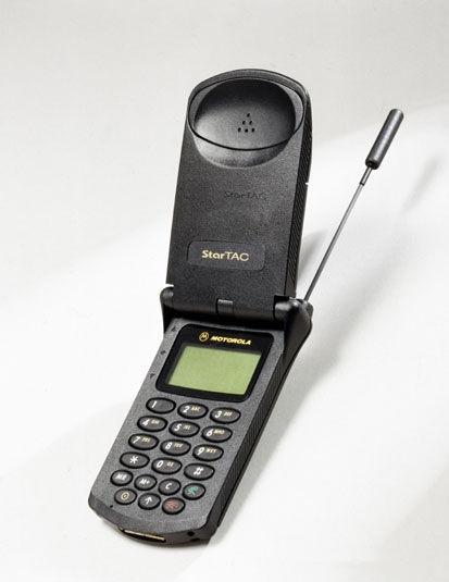 手机设计简史:IBM 1994年创造触摸屏