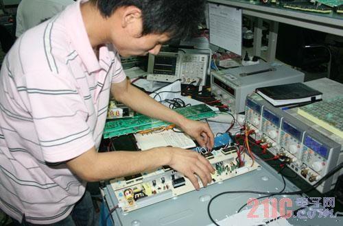 震惊:田地里走出的电源工程师