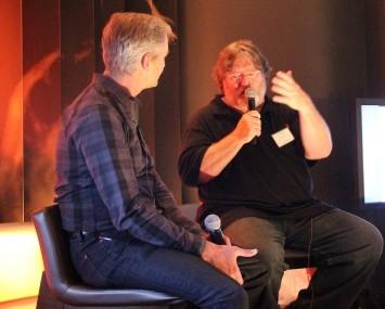 Valve老大G胖:支持Linux因Win8是个灾难