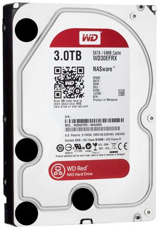 西部数据面向 NAS 市场推出 Red 系列 HDD 产品