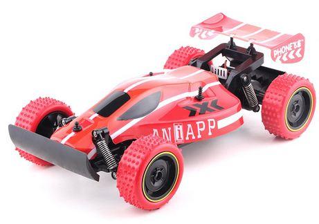 速度与「机」情,小米推出支持 Android 和 iOS 的迷你四轮「Phone 飞车」