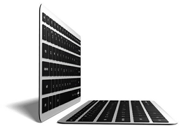 Synaptics 推出超薄 ThinTouch 键盘,可用在 Ultrabooks 上