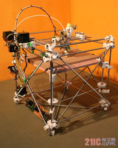 3D打印技术突显中国制造业的致命弱点