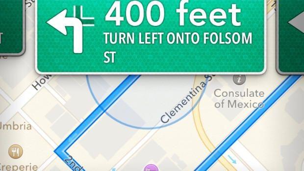 iOS6放弃谷歌地图的原因