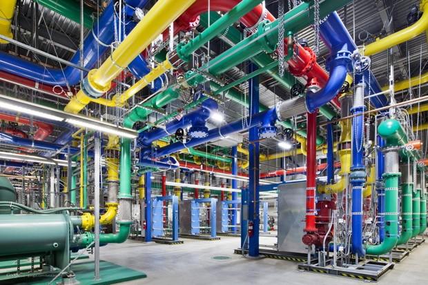 Google 邀请大家透过街景模式,一起来参观位于北卡罗来纳州的数据中心